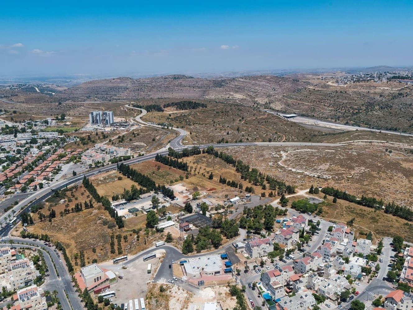 ארץ ברכה פרויקט גבעת זאב